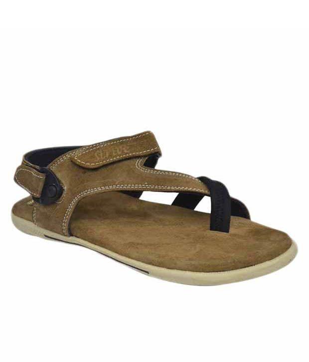 Strive Beige Sandals
