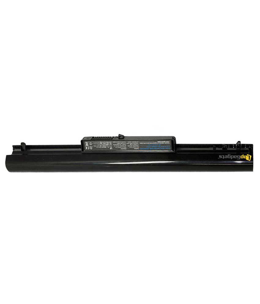 Lap Gadgets 2200mah Li-ion Laptop Battery For Hp Pavili-ion 15-d002st Touchsmart