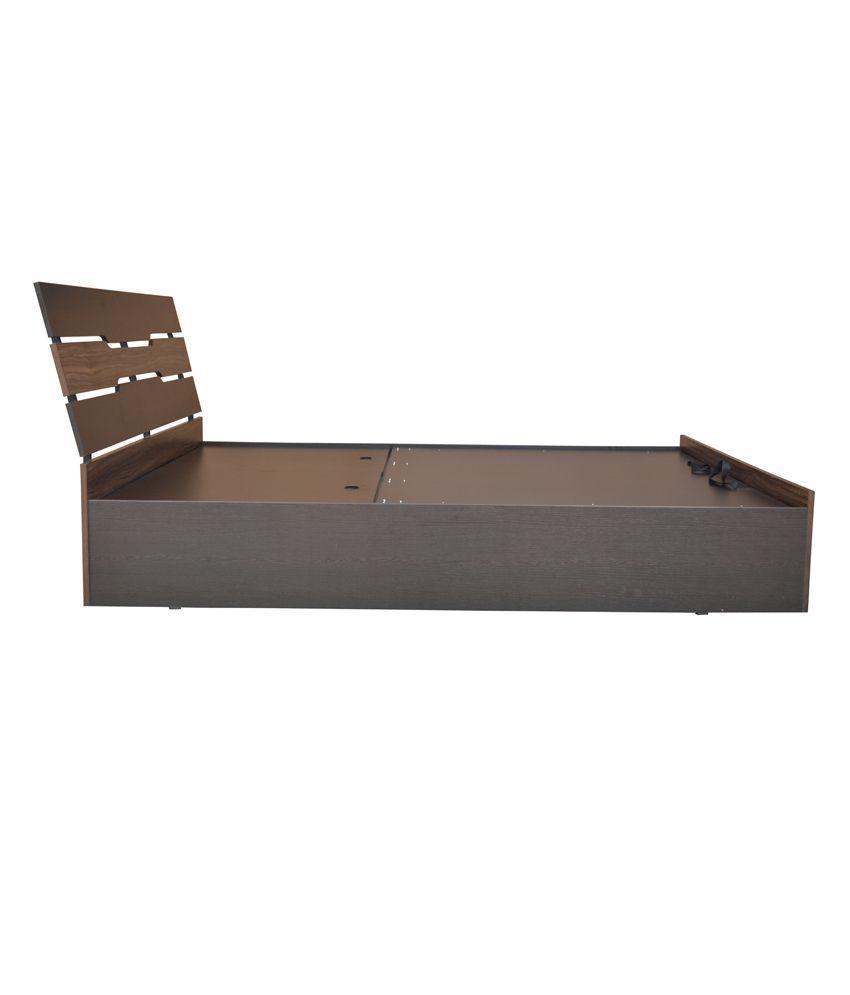 crystal furnitech leon king size manual lift storage bed  buy  -  crystal furnitech leon king size manual lift storage bed
