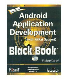 Android Application Development (With KitKat Support) - Black Book Paperback (English)