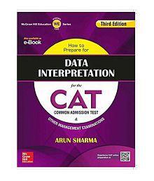 Data Interpretation for the CAT Paperback (English) 3rd Edition