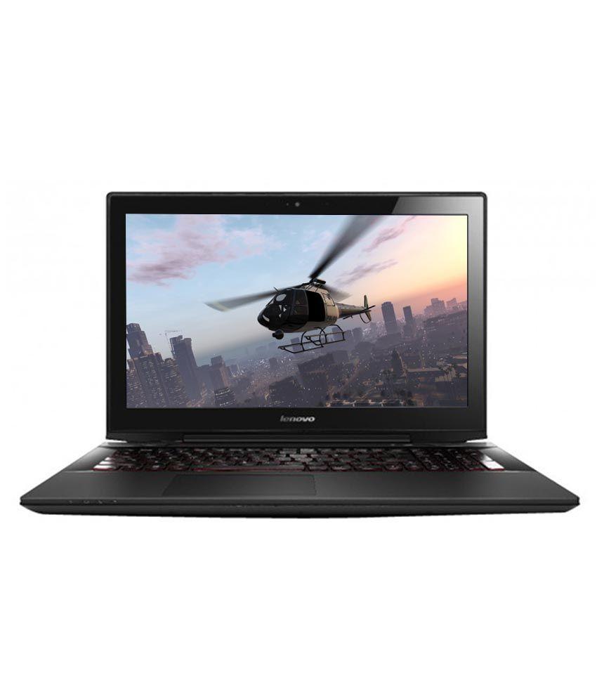 Lenovo Y50-70 59-445136 Notebook (4th Gen Intel Core i7- 8GB RAM- 1TB HDD+8GB SSD Hybrid- 39.62 cm (15.6)- Windows 8.1- 4GB Graphics) (Black)