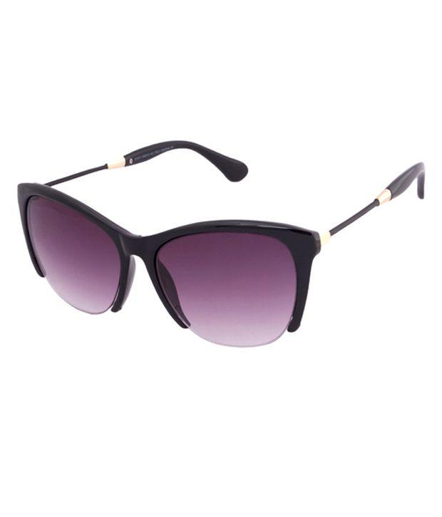 Lapkgann Couture N103purpleblack Black Sunglasses For For Men And Women