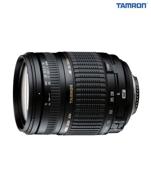 Tamron A20 AF 28-300 mm  F/3.5-6.3 XR Di VC LD Aspherical  (IF) Macro (for Nikon) Lens