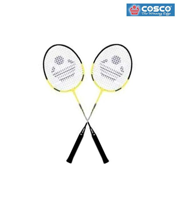 2 Cosco CB 95 Badminton Racket