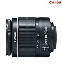 Canon -EF-S 18-55mm f/3.5-5.6 IS II Lens