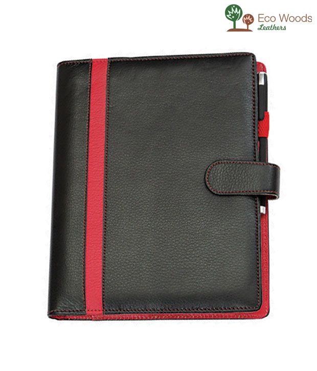 Eco Woods Leathers Executive Planner (PI-652)