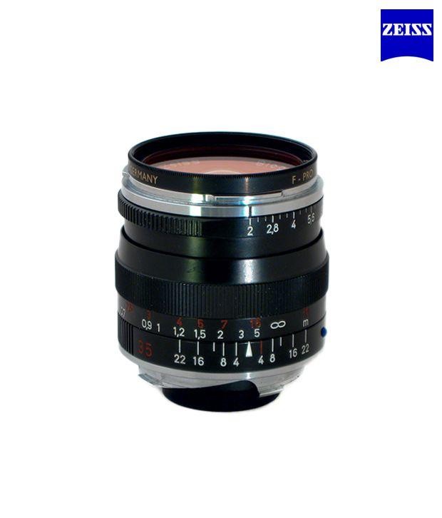 Carl Zeiss Biogon T 2/35 ZM  (Black) ZM Lenses (M-Mount  Rangefinder) (1365-659 )