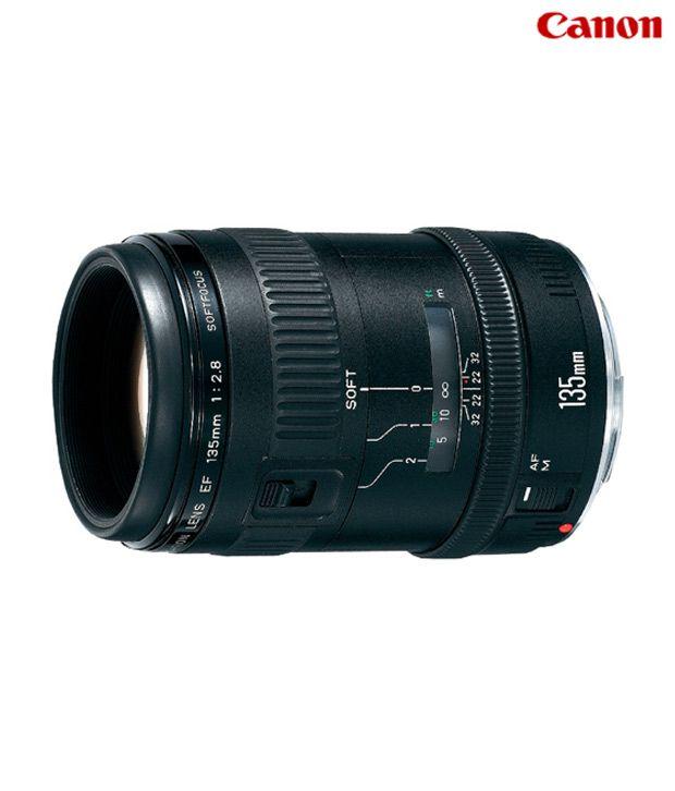 Canon -EF135 mm f/2.8 SF Lens