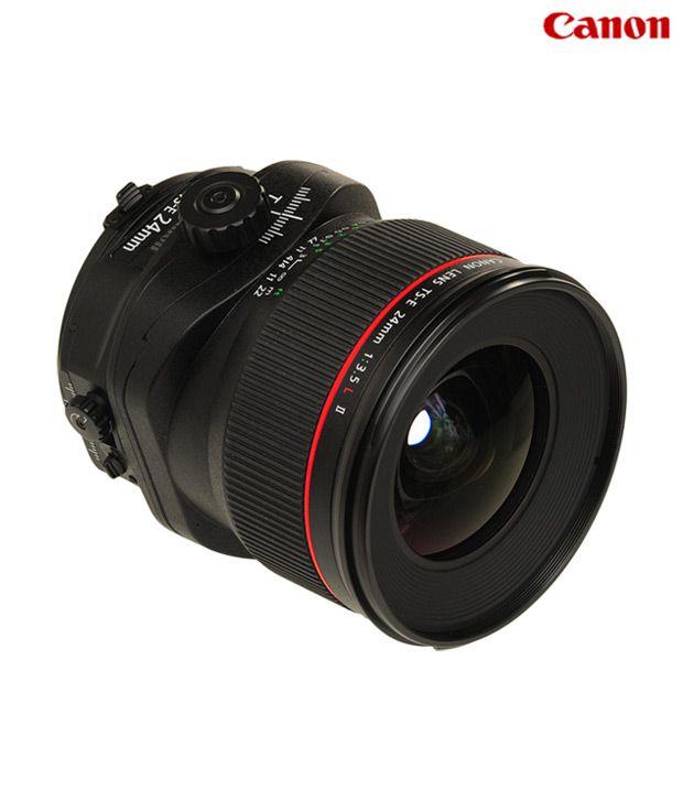 Canon -TS-E24mm f/3.5L II Lens