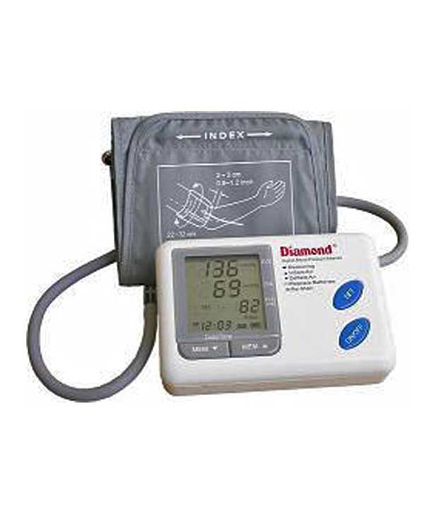 Diamond BP Apparatus Automatic Digital B.P Monitor