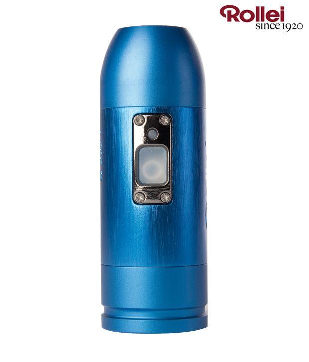Rollei Bullet HD Lite 2 Video Camera (Blue)