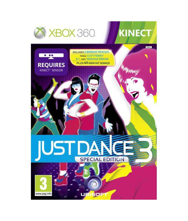 Just Dance: Disney Party (Kinect Required) Xbox 360