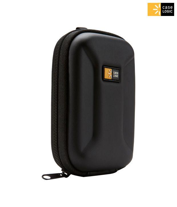 Case Logic Compact Camera Case MSEC-2 Black
