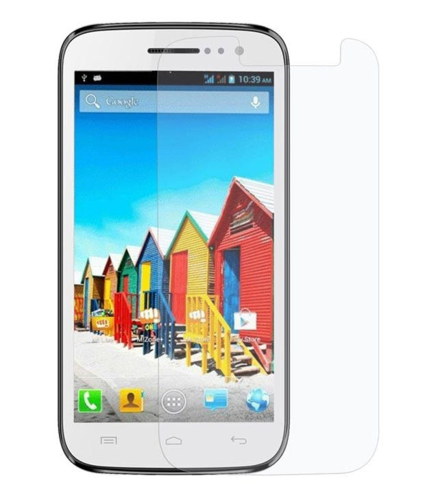 Micromax Canvas Knight A310 Tempered Glass Screen Guard by NEUTRON