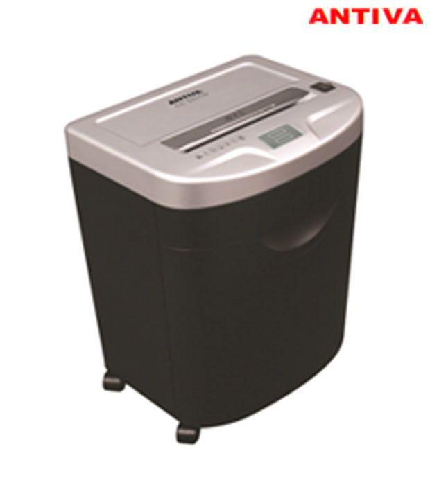 Antiva paper shredder 235 cd buy online at best price on Which shredder should i buy