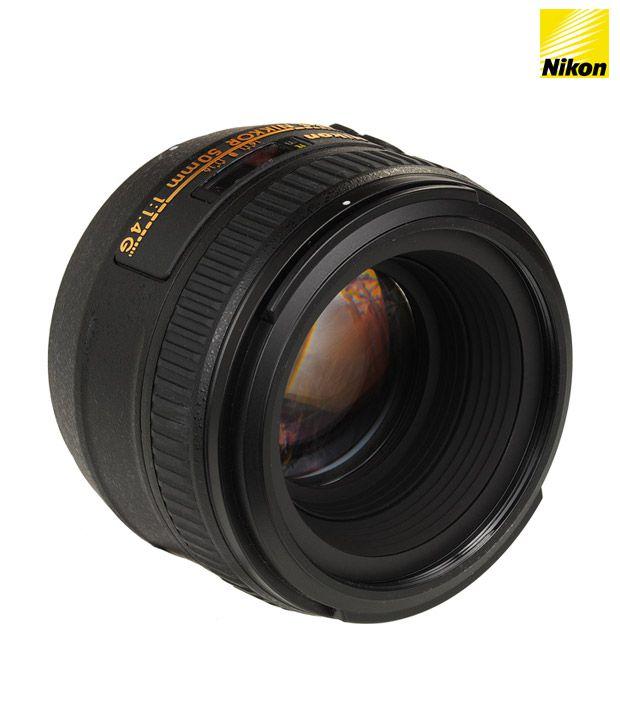 Nikon AF-S NIKKOR 50 mm F/1.4G  Lens