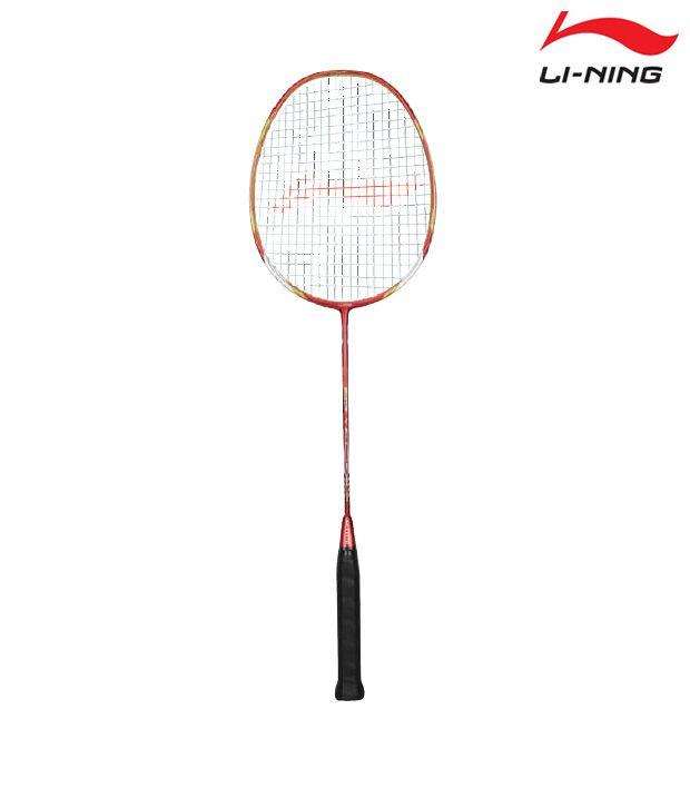 Li-Ning Lin Dan Woods N90 Ii Badminton Racket: Buy Online ...