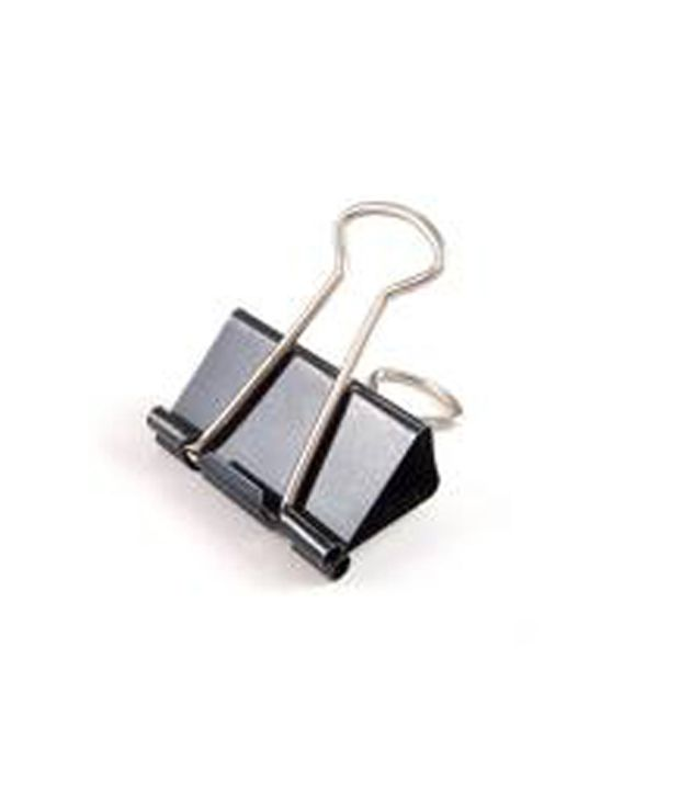 Oddy Binder Clip 15mm (Pack Of 12 Boxes Each With 12 Clips