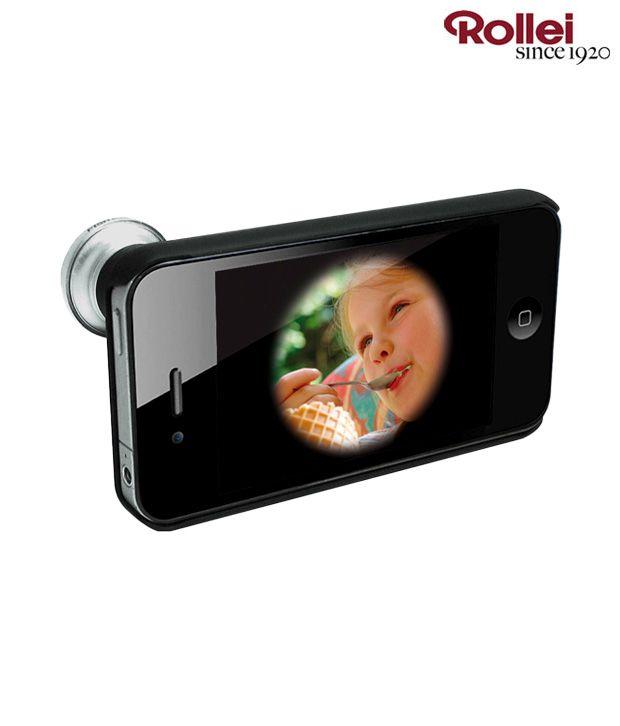 Rollei Tele Fish 0.28x iPhone Lens