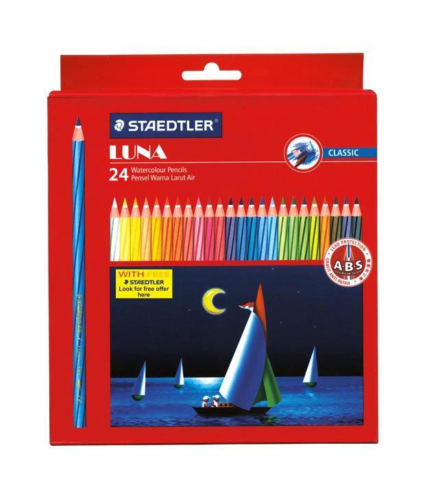 Staedtler Water Colors 75
