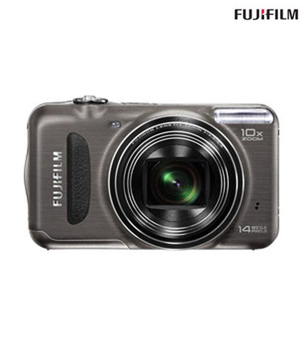 fujifilm finepix t200 14 mp digital camera gun metallic price in rh snapdeal com Fujifilm FinePix S2980 Fujifilm FinePix S4000