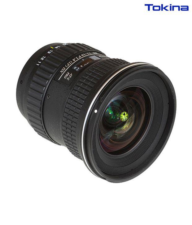 Tokina AT-X 116 PRO DX AF  11-16 mm f2.8 (for Canon Digital  SLR) Lens (Zoom Lens)