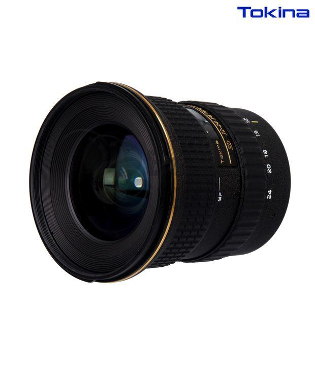 Tokina AT-X 124 PRO DX II AF  12-24 mm f4 (for Canon Lens Zoom)