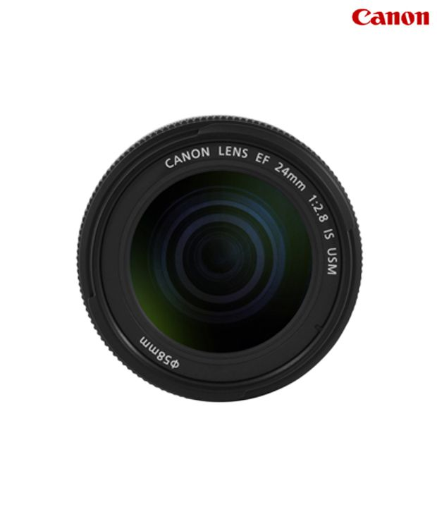 Canon EF 24mm 1:2.8 IS USM Lens