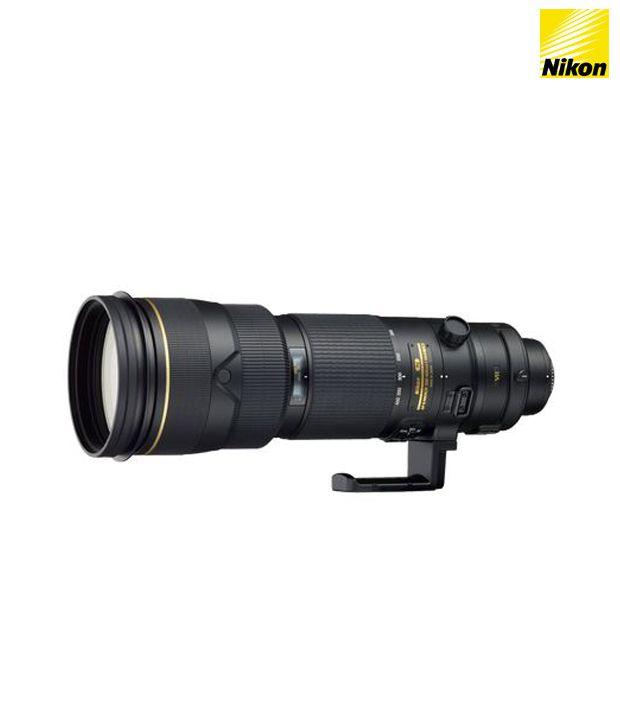 Nikon 200-400 mm f/4G ED VR II  AF-S Nikkor FX  Lens