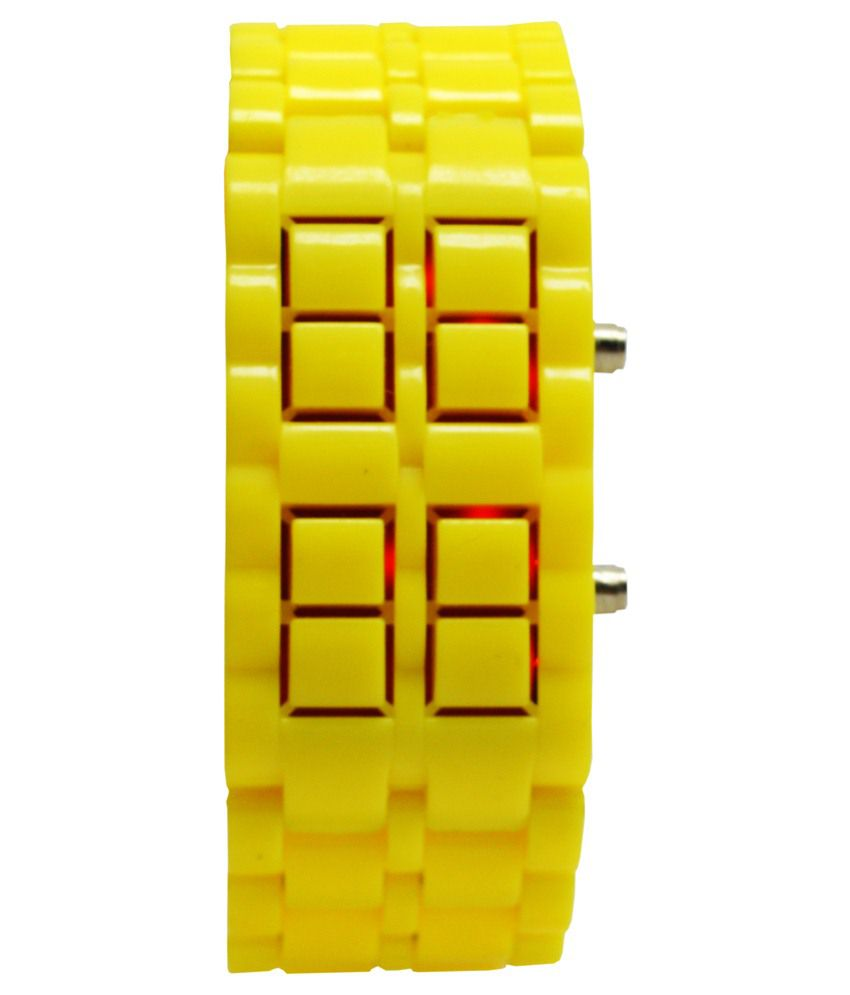 DUJ International Duj International Yellow Bracelet