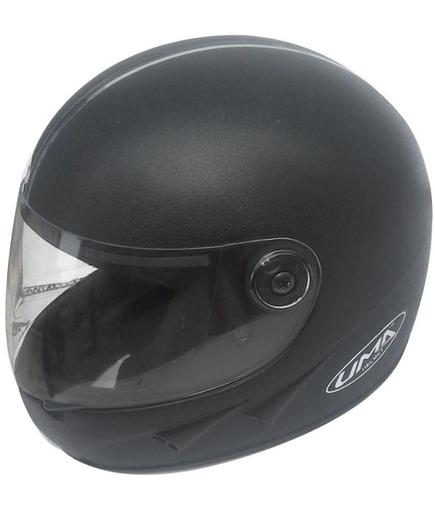Lima Black Full Face Helmet