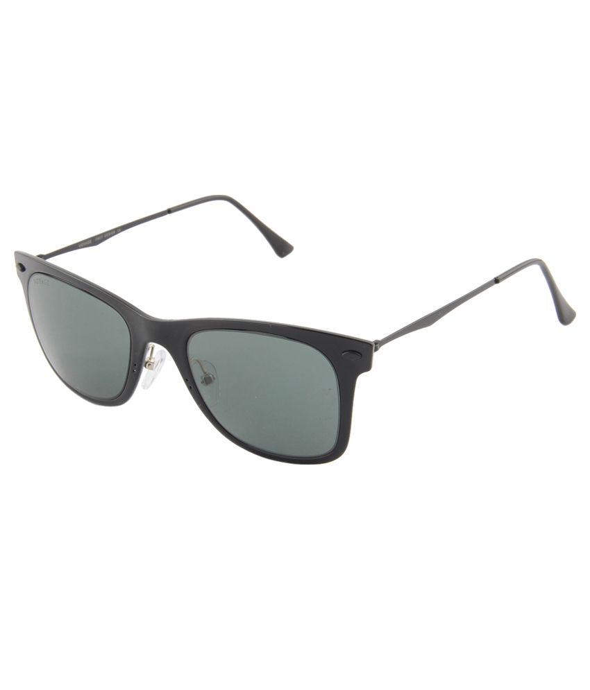 Voyage Green Wayfarer Sunglasses For Men & Women