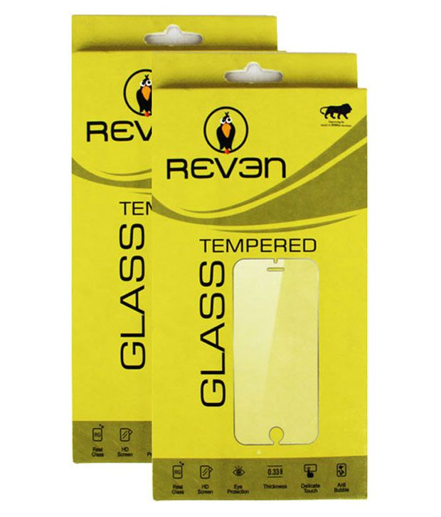 Universal 3.5 Inch Tempered Glass Screen Guard by Reven