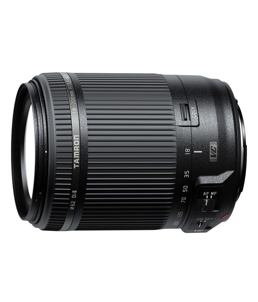 Tamron Af18-200mm F/3.5-6.3 Di Ii Vc Lens For Canon Dslr Camera