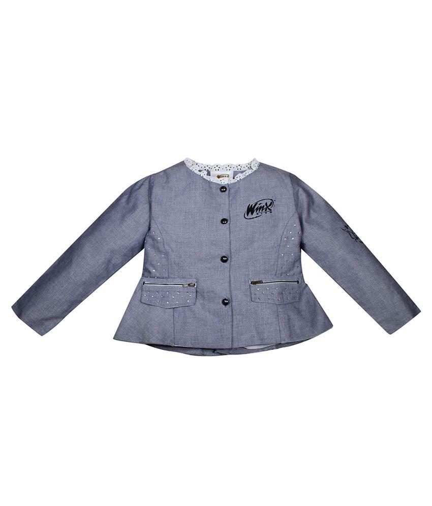 FS Miniklub Winx Gray Jacket