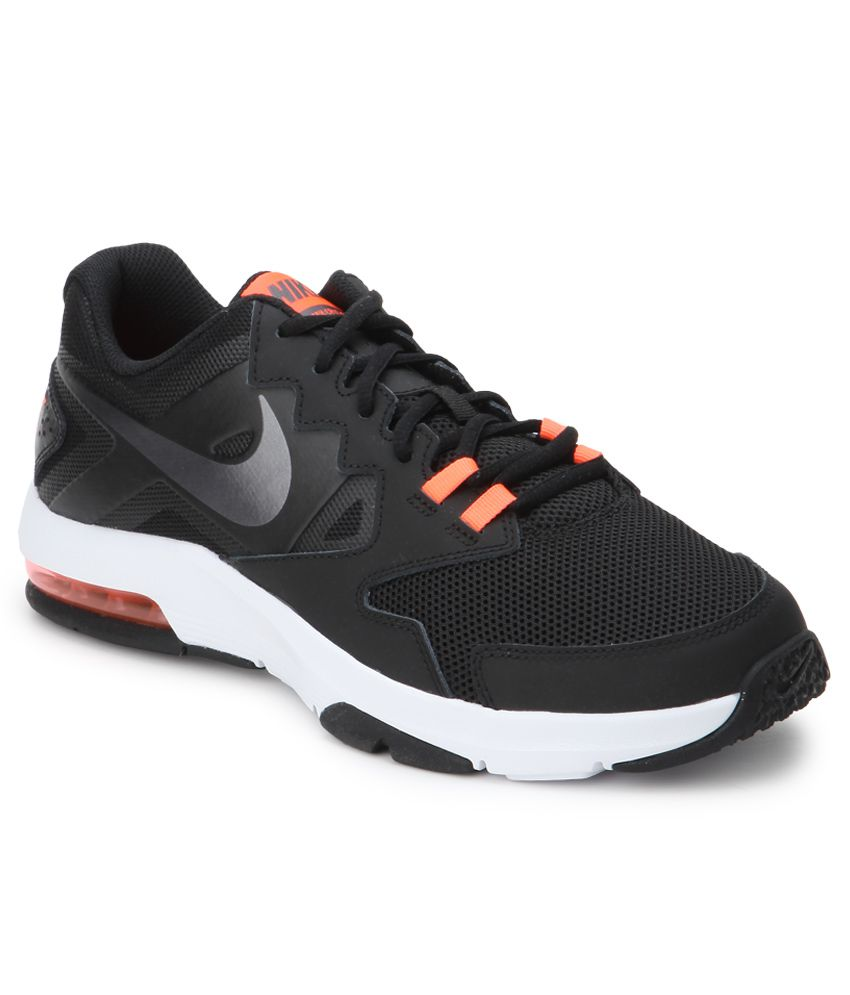 876df0d46a Nike Air Max Crusher 2 Black Sport Shoes - Buy Nike Air Max Crusher 2 Black Sport  Shoes Online at Best Prices in India on Snapdeal