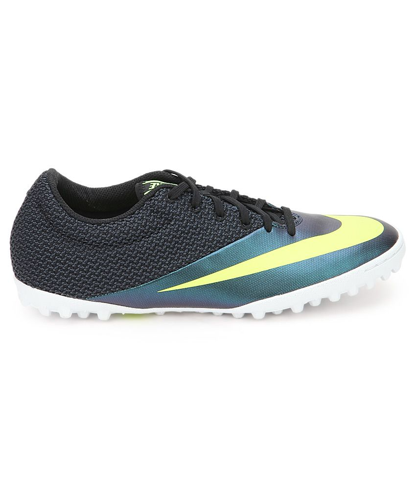 Nike Mercurialx Pro Tf Blue Sport Shoes - Buy Nike Mercurialx Pro Tf ... da5d223b1