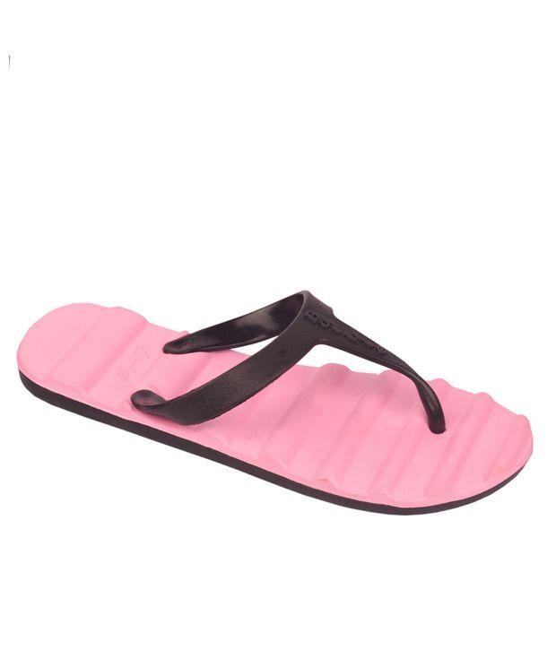 Maico Pink Flip Flops