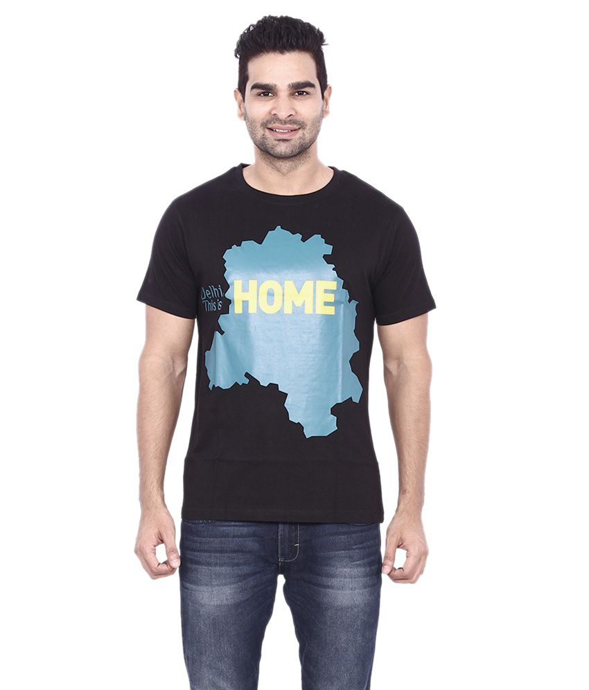 Pagal Desi Delhi-this Is Home Tshirt