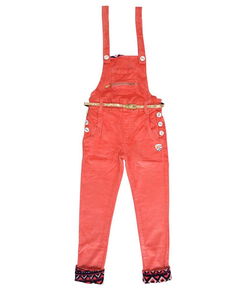 Shopping Karega Pink Dungree