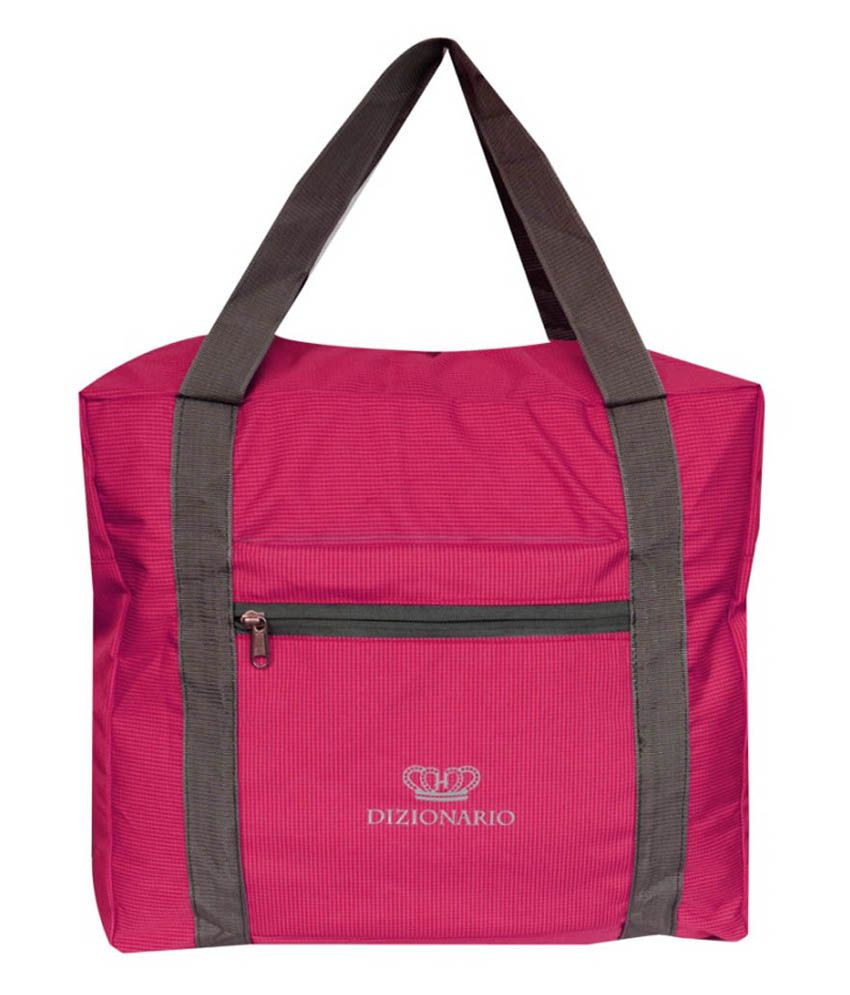 Dizionario Pink Shopping Bag