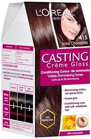 Inspirational Loreal Chocolate Hair Color
