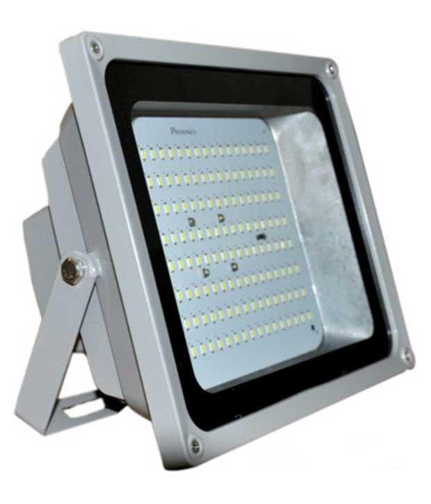 Led Flood Light Flashing: Galaxy Lighting 100 Watt LED Flood Light Multi LED: Buy