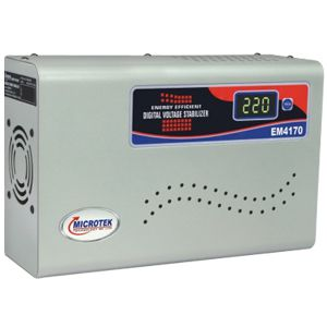 Microtek EM4170+ Voltage Stabilizer (for AC Upto 1.5 Ton)