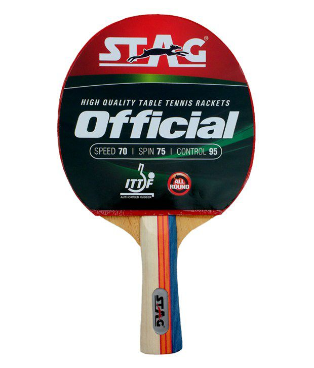 stag official table tennis racket buy online at best price on snapdeal rh snapdeal com