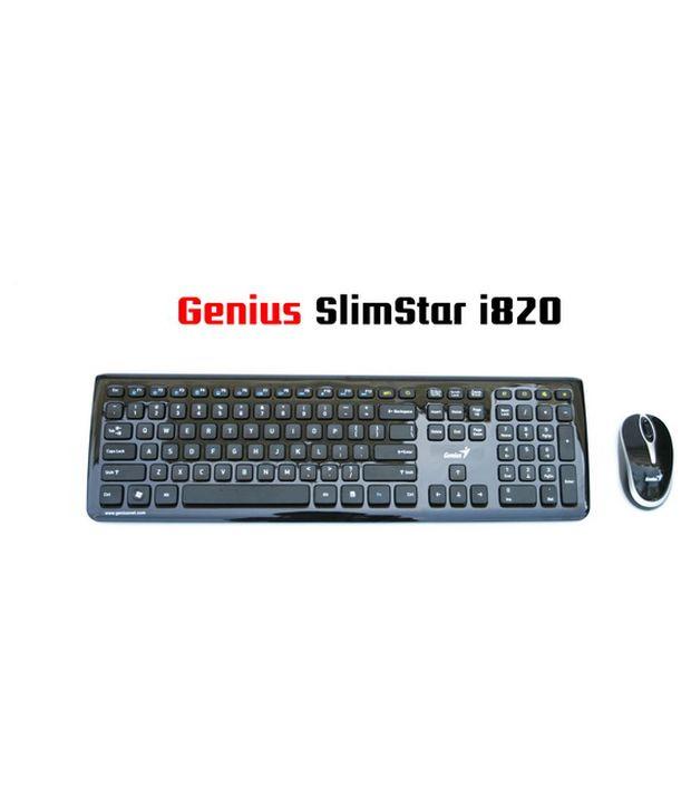 Genius Slimstar i820