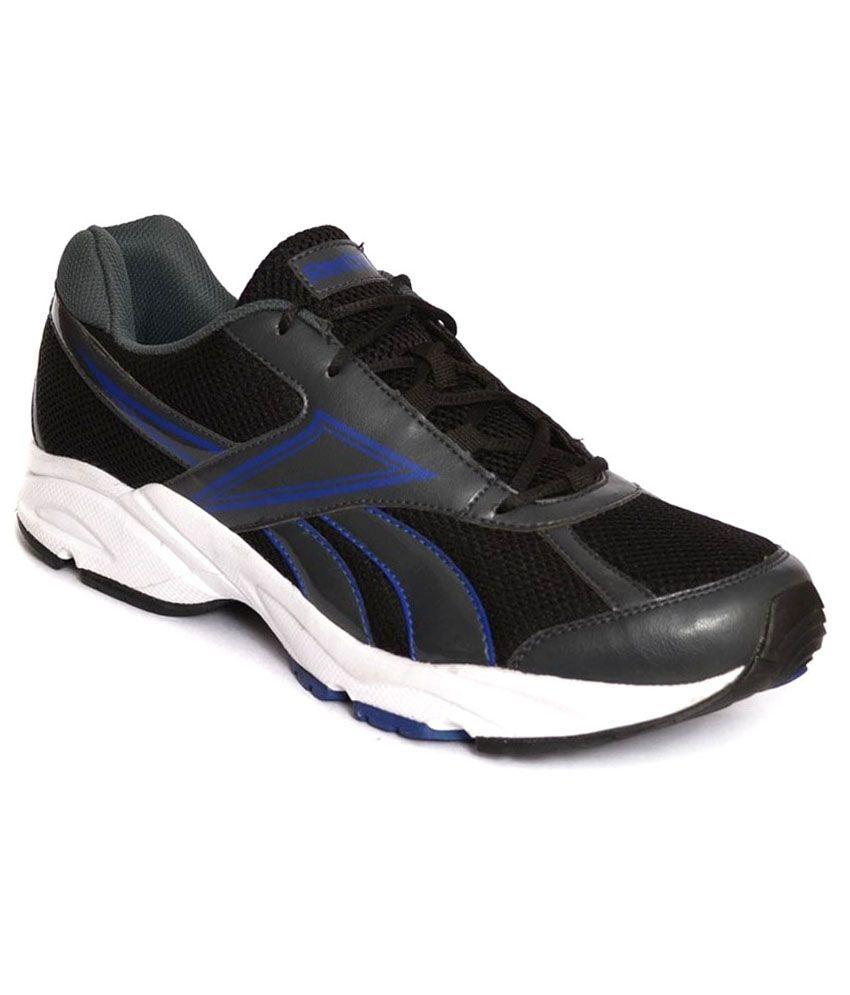 Reebok Black Sport Shoes