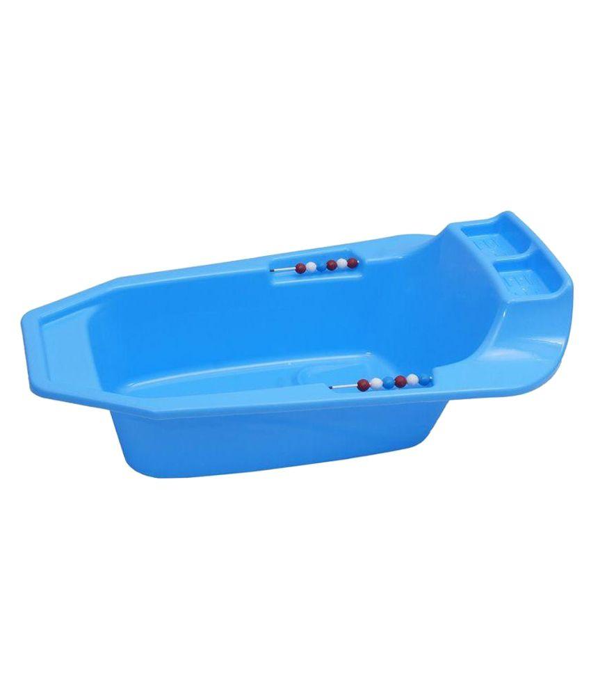 Inside Designs Blue Baby Bath Tub: Buy Inside Designs Blue Baby Bath ...