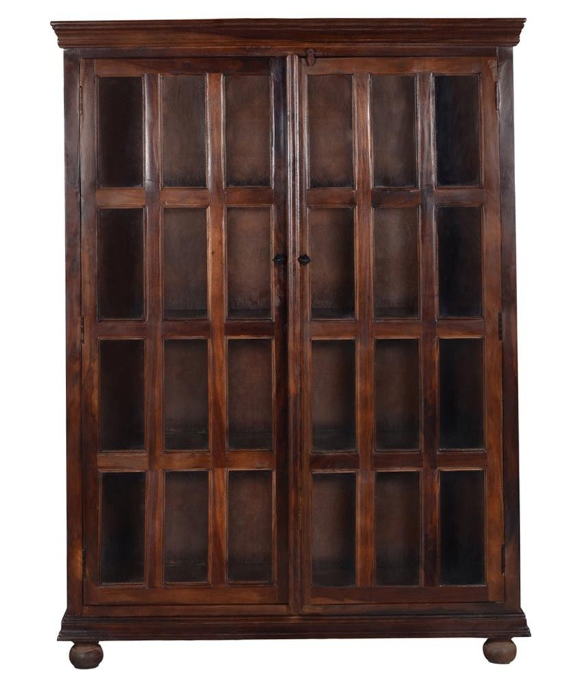 Shekhawati-Solid-Wood-2-Door-Almirah
